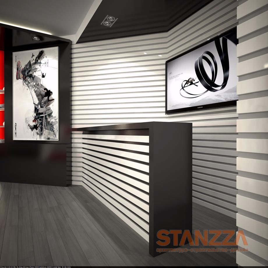 Дизайн-Проект летнего кафе - Согласование летнего кафе